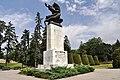 Споменик захвалности Француској, Калемегданска тврђава DSC 0577.JPG
