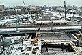 Строительство станции метро «Нижегородская» Некрасовской линии (декабрь 2018) 6.jpg