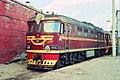 ТЭП60-0903, Russia, Saratov region, Saratov depot (Trainpix 155197).jpg