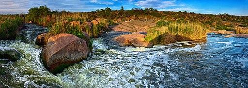 Токiвськi водоспади 5