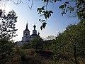 Троицкая церковь Улан-Удэ -вид по дороге в парк.JPG