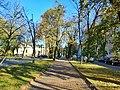Хмельницький, бульвар на вулиці Гагаріна.jpg