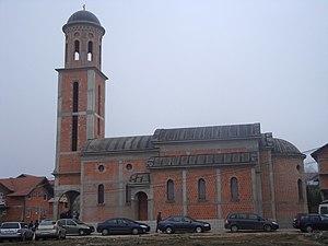 Šargovac - Construction of the Orthodox Church in Šargovac
