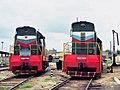ЧМЭ3-2880, Russia, Tambov region, Tambov depot (Trainpix 165990).jpg