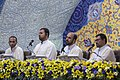 عکس های مراسم ترتیل خوانی یا جزء خوانی یا قرائت قرآن در ایام ماه رمضان در حرم فاطمه معصومه در شهر قم 34.jpg
