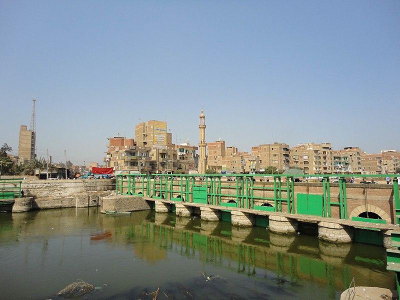 القناطر التسعة بمحافظة الشرقية