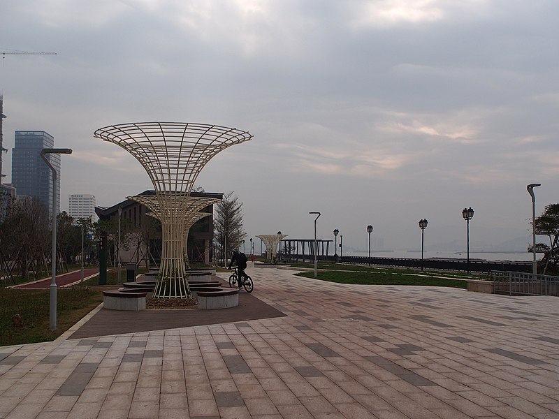 File:东江滨公园 - East Riverside Park- 2014.02 - panoramio.jpg