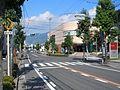 井口台中心部の街並み.JPG