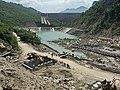 曾文水庫大壩 The Dam of Zengwen Resevoir - panoramio.jpg