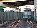 東横線横浜駅高架跡2 - panoramio.jpg