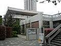 立教大学池袋キャンパス図書館本館(新館).JPG