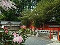 高野町東富貴 丹生神社にて 2012.4.25 - panoramio.jpg