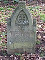 -2019-11-17 Tombstone of Sarah Anne Cubitt, died August 07 1906, Trimingham churchyard.JPG