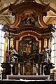 0015Nikolauskirche Bad Gastein Altarbild.JPG