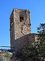 015 Campanar de Sant Urbà de Montsonís, angle nord-oest.JPG
