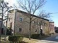 018 Can Ninetes, c. Santa Eugènia 146 (Girona), façana del c. de Baix.jpg