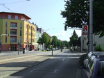 019 intersection with Friedrich-Engels-Straße (looking east).png