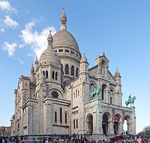 Sacre Cœur Paris Wikipedia