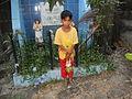 0423Holy Cross Parish Church (Amparo Village, Barangay 08.JPG