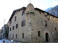 062 Casa de la Vall (Andorra la Vella), angle sud-est.JPG