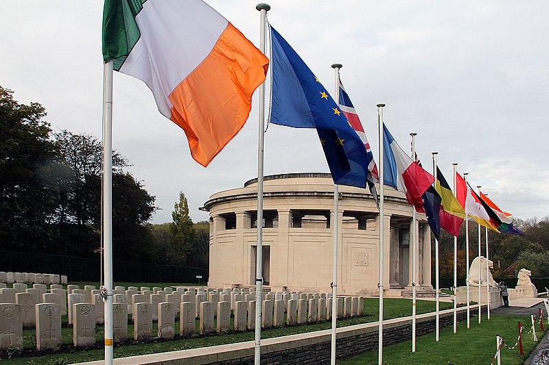 Ploegsteert Memorial to the Missing (Source: Jean-Pol Grandmont)