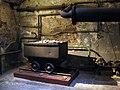 100 mNACTEC, la Fàbrica Tèxtil, vagoneta de carbó.jpg