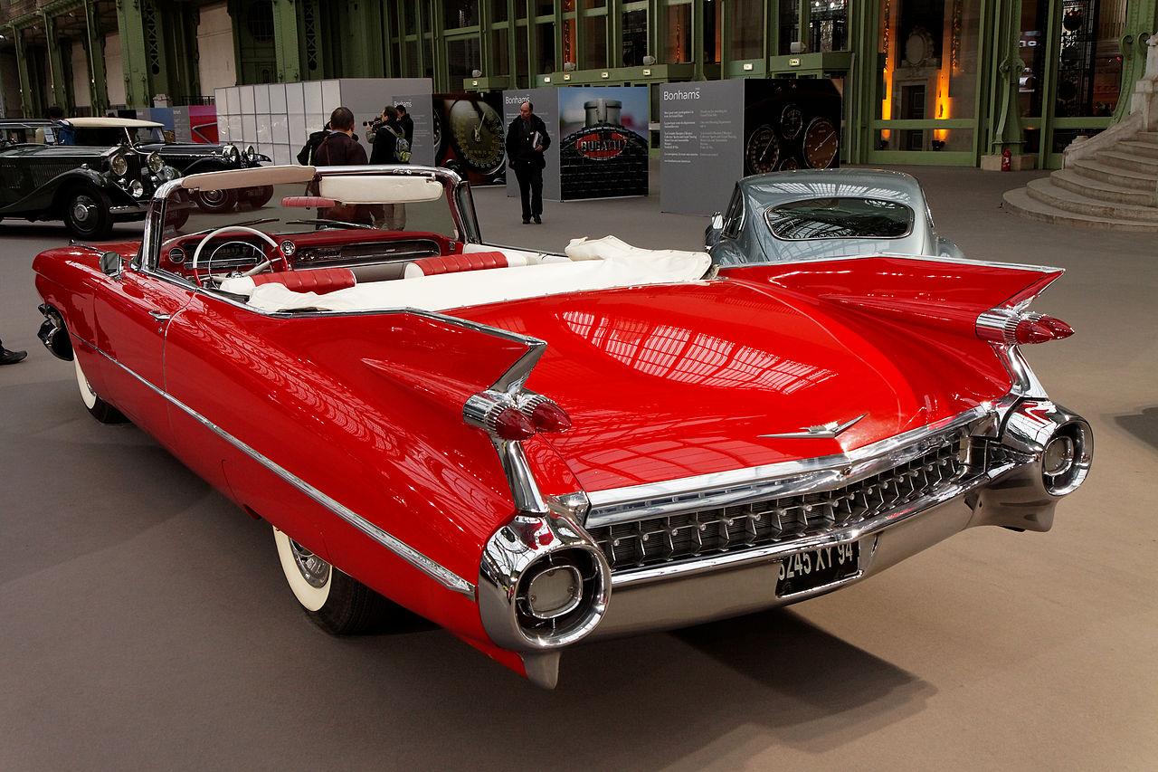 File 110 Ans De L Automobile Au Grand Palais Cadillac