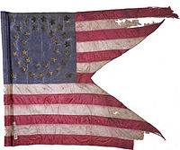 111th New York Infantry Regiment Guidon