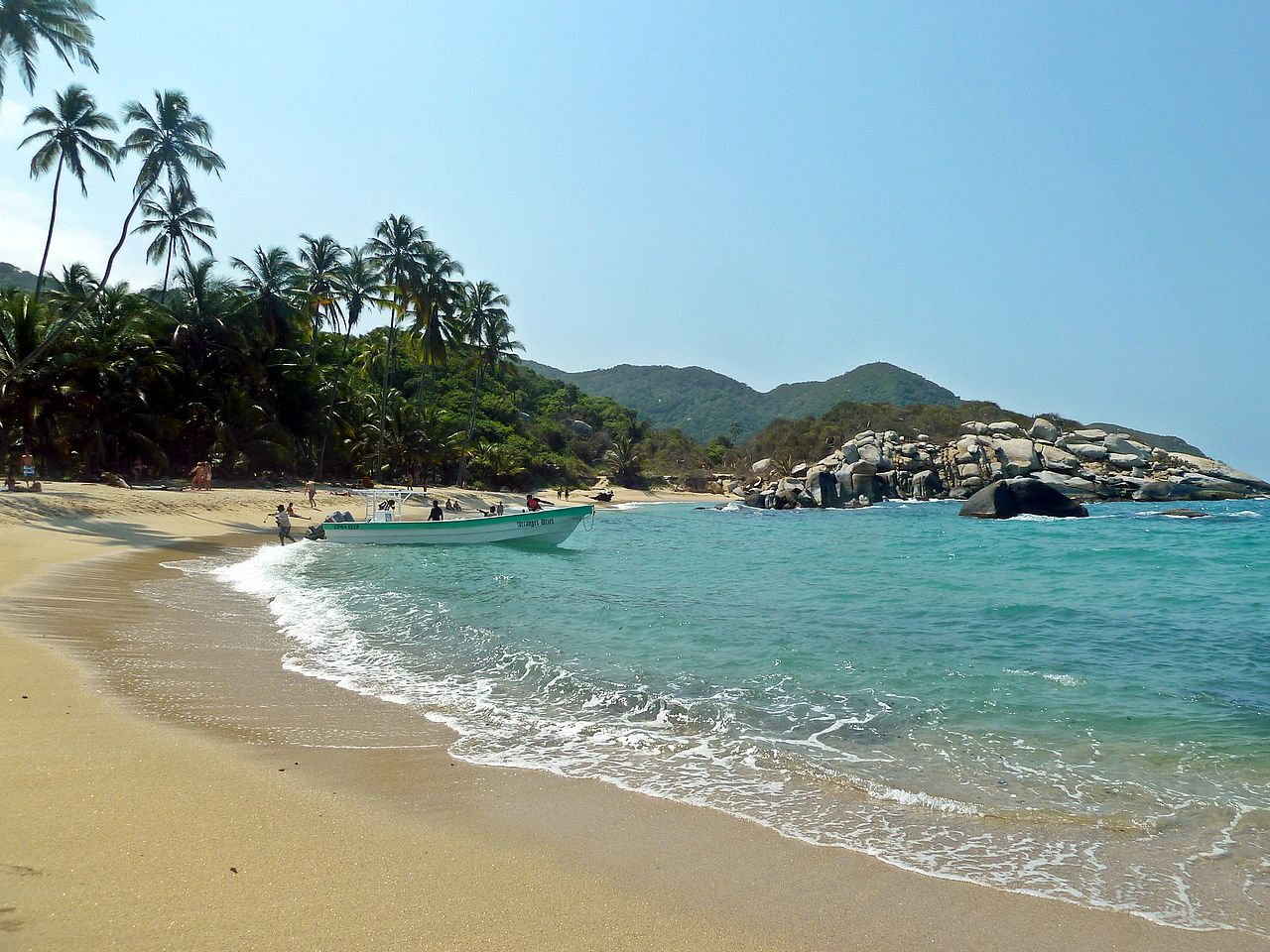 Colombia's Tayrona National Park - Travel Deeper with ...
