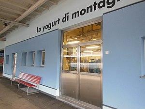 Airolo railway station - Image: 12 Airolo railway station 04