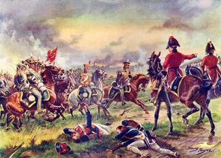 13th Light Dragoons Waterloo