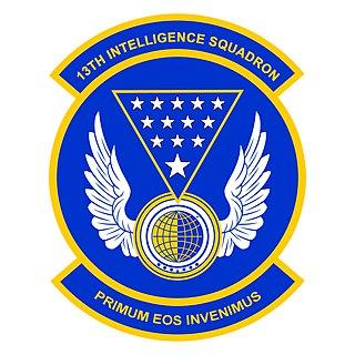 13th Intelligence Squadron