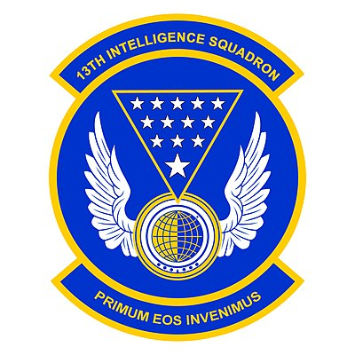 13th Intelligence Squadron Wikiwand