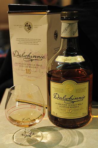 Dalwhinnie distillery - Image: 14 02 02 Dalwhinnie by Ralf R