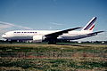 145gh - Air France Boeing 777-228ER, F-GSPL@CDG,11.08.2001 - Flickr - Aero Icarus.jpg