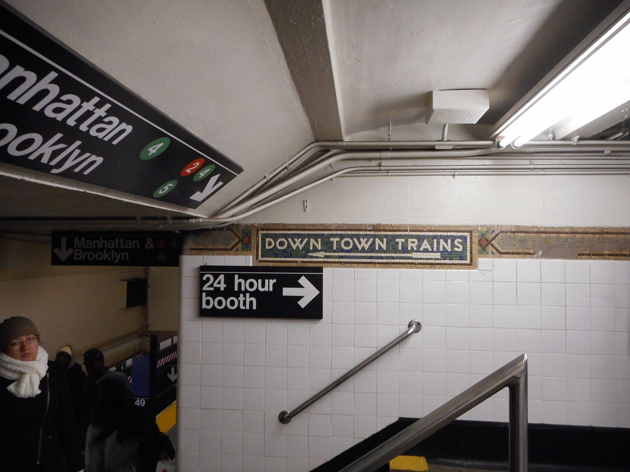 City Line Avenue >> File:149th Street - Grand Concourse; Down Town Trains.JPG - Wikimedia Commons