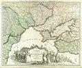1788 map - Charte von den oberhalb und seitwärts dem Schwarzen Meere gelegenen Russischen und Türkischen Ländern.djvu