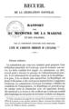 1848 - Commission pour l'abolition de l'esclavage, Rapport fait au ministre de la Marine et des colonies.png