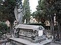 189 Cementiri de Vilafranca del Penedès, tomba d'Eugeni d'Ors.JPG
