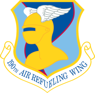 190th Air Refueling Wing - Image: 190th Air Refueling Wing