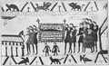 1911 Britannica - Bayeux Tapestry - Funeral of Edward2.png