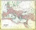 1915 Roman Empire 200 AD Bartholomew.jpg