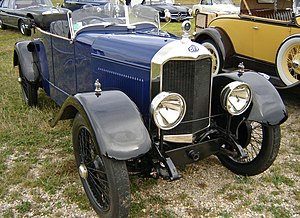 Doriot, Flandrin & Parant - 1924 D.F.P. ADM 2000 12CV