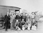 1929 - Airmail Pilots at Allentown Airport - Allentown PA.jpg