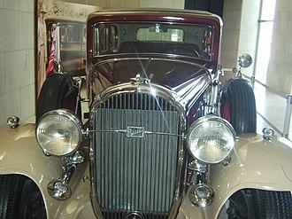 Bahrain National Museum - Image: 1932 Buick Bahrain Museum