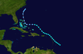 1934 Atlantic tropical storm 7 track.png