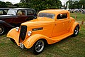 1935 Ford Model 18 street rod at Hatfield Heath Festival 2017.jpg