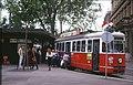 193R05150590 Endstelle Bellaria, Strassenbahn Linie 46, Typ C1 122.jpg