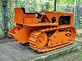 1940 Hotchkiss tracteur à chenilles, Musée Maurice Dufresne photo 1.jpg