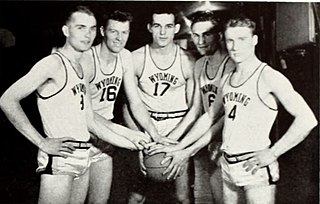 1942–43 Wyoming Cowboys basketball team American college basketball season